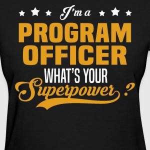 Program Officer - Women's T-Shirt
