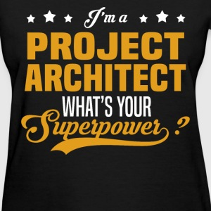 Project Architect - Women's T-Shirt