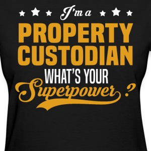 Property Custodian - Women's T-Shirt