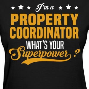 Property Coordinator - Women's T-Shirt