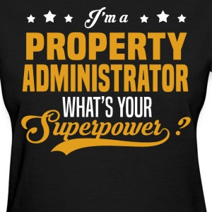 Property Administrator - Women's T-Shirt