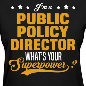 Public Policy Director - Women's T-Shirt