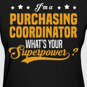 Purchasing Coordinator - Women's T-Shirt