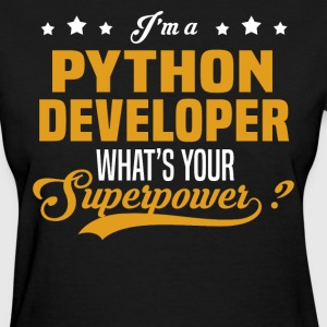 Python Developer - Women's T-Shirt