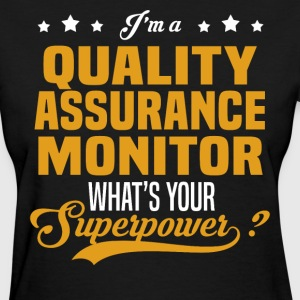Quality Assurance Monitor - Women's T-Shirt