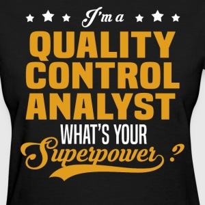 Quality Control Analyst - Women's T-Shirt
