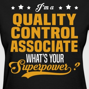 Quality Control Associate - Women's T-Shirt