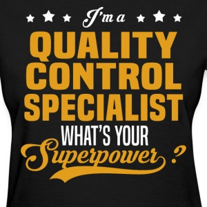 Quality Control Specialist - Women's T-Shirt