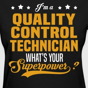 Quality Control Technician - Women's T-Shirt