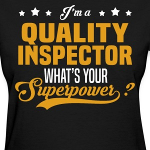 Quality Inspector - Women's T-Shirt