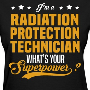 Radiation Protection Technician - Women's T-Shirt