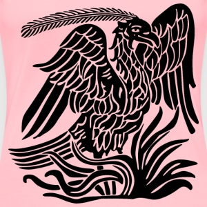 Craftsmanspace Phoenix Cleaned Up - Women's Premium T-Shirt