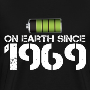 on earth since 1969 - Men's Premium T-Shirt