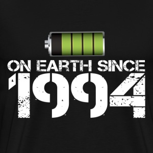 on earth since 1994 - Men's Premium T-Shirt