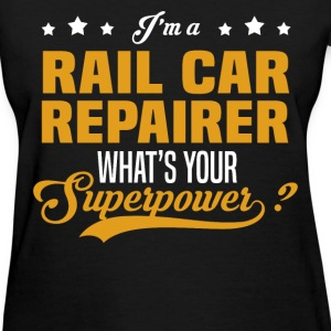 Rail Car Repairer - Women's T-Shirt