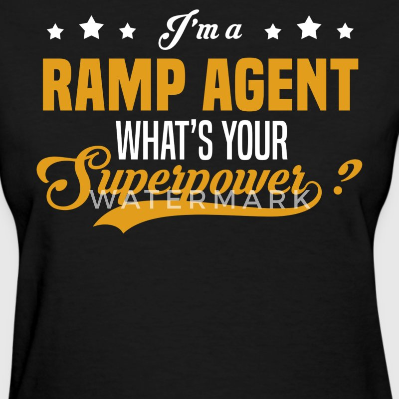 Ramp Agent - Women's T-Shirt
