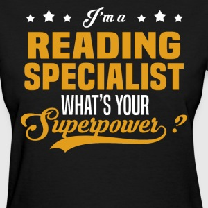 Reading Specialist - Women's T-Shirt