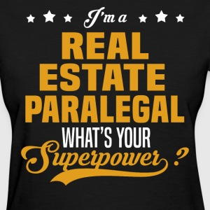 Real Estate Paralegal - Women's T-Shirt