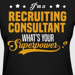 Recruiting Consultant - Women's T-Shirt