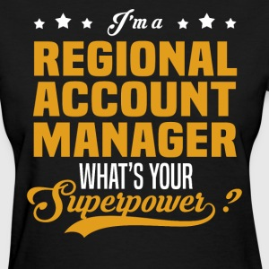 Regional Account Manager - Women's T-Shirt