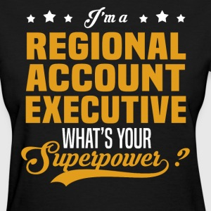 Regional Account Executive - Women's T-Shirt
