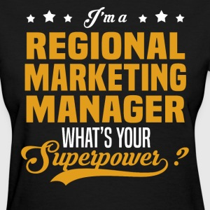 Regional Marketing Manager - Women's T-Shirt