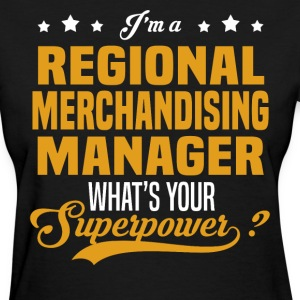 Regional Merchandising Manager - Women's T-Shirt