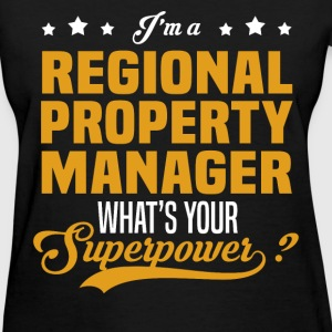 Regional Property Manager - Women's T-Shirt