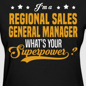Regional Sales General Manager - Women's T-Shirt