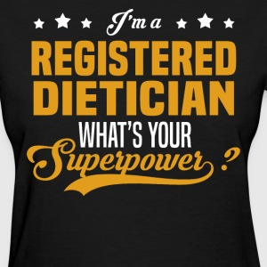 Registered Dietician - Women's T-Shirt