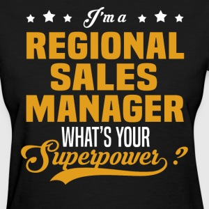 Regional Sales Manager - Women's T-Shirt