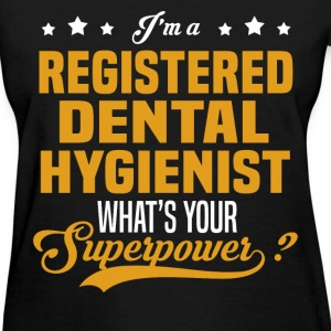 Registered Dental Hygienist - Women's T-Shirt