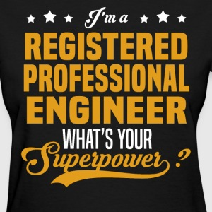 Registered Professional Engineer - Women's T-Shirt