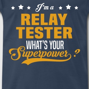 Relay Tester - Men's Premium T-Shirt