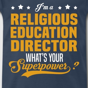Religious Education Director - Men's Premium T-Shirt
