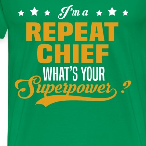Repeat Chief - Men's Premium T-Shirt