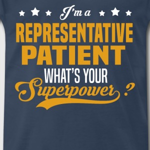 Representative Patient - Men's Premium T-Shirt