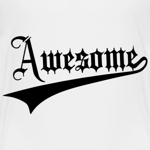Awesome Kids' Shirts - Kids' Premium T-Shirt