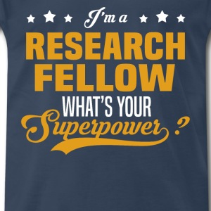 Research Fellow - Men's Premium T-Shirt