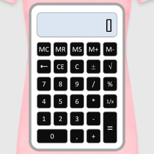 Calculator - Women's Premium T-Shirt
