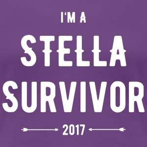 Blizzard Stella Survivor  - Women's Premium T-Shirt