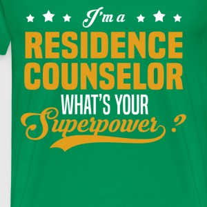 Residence Counselor - Men's Premium T-Shirt