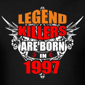 Legend Killers are Born in 1997 - Men's T-Shirt