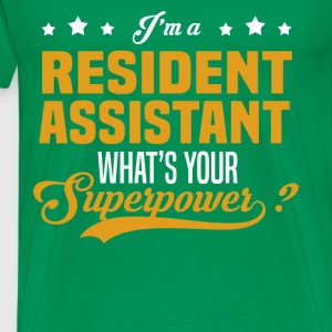 Resident Assistant - Men's Premium T-Shirt