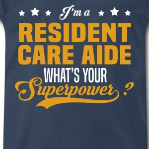 Resident Care Aide - Men's Premium T-Shirt