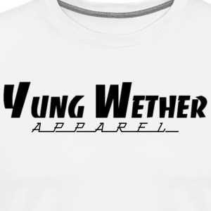 Yung Wether Apparel Thrash Tee - Men's Premium T-Shirt