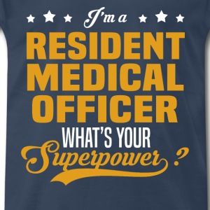 Resident Medical Officer - Men's Premium T-Shirt