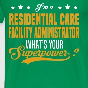 Residential Care Facility Administrator - Men's Premium T-Shirt