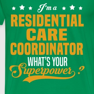 Residential Care Coordinator - Men's Premium T-Shirt