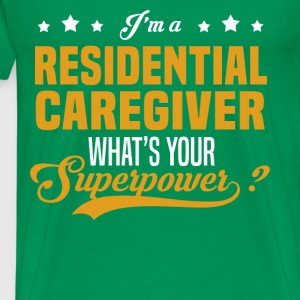 Residential Caregiver - Men's Premium T-Shirt